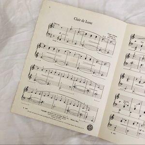 Debussy's Clair de Lune Arr. Scott Watson